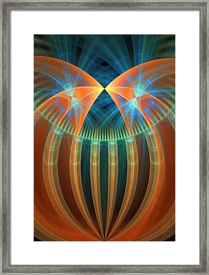 277 Framed Print by Lar Matre