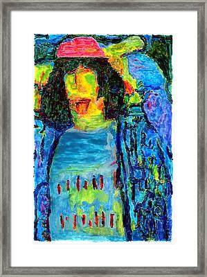 2b Or Not 2b   Framed Print by Phil Strang