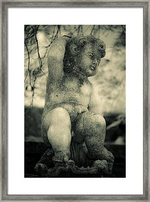 Angel Framed Print by Joana Kruse