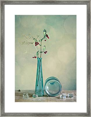 Autumn Still Life Framed Print by Nailia Schwarz