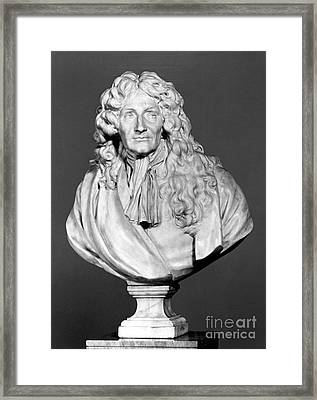 Jean De La Fontaine Framed Print by Granger