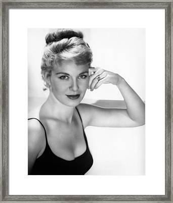 Joanne Woodward, Ca. 1950s Framed Print by Everett