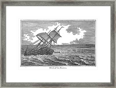 Pitcairn Island Framed Print by Granger