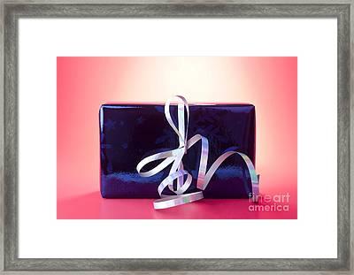 Present Framed Print by Blink Images