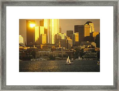 retouched/Q.C.  CWL8200 Framed Print by National Geographic