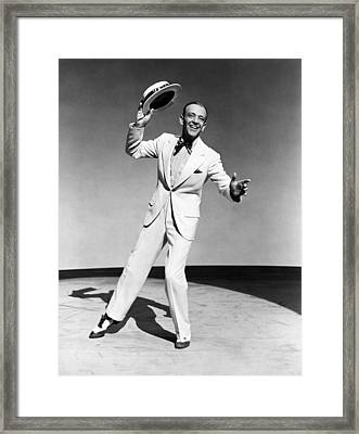 The Belle Of New York, Fred Astaire Framed Print by Everett