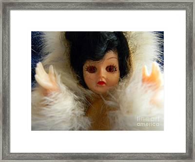 30482 Framed Print by Anita V Bauer