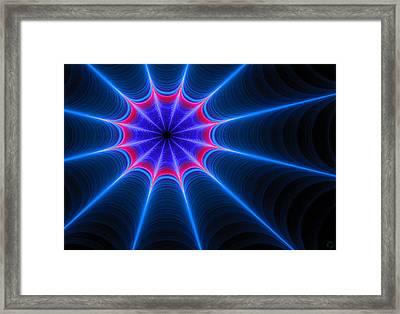 361 Framed Print by Lar Matre