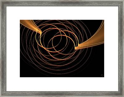 367 Framed Print by Lar Matre