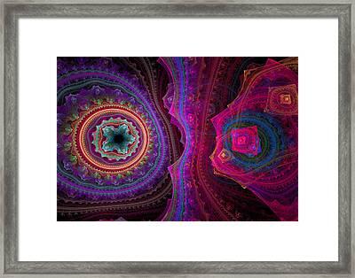 389 Framed Print by Lar Matre