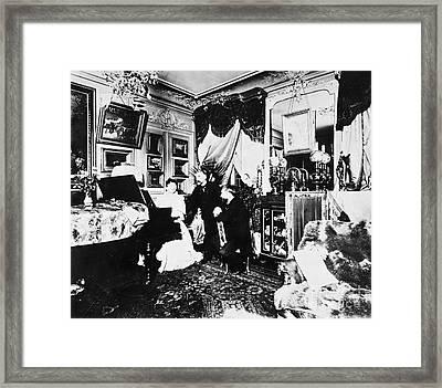 Stephane Mallarme Framed Print by Granger