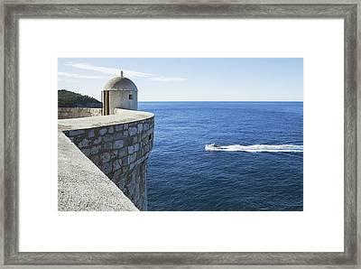 Untitled Framed Print by Greg Stechishin