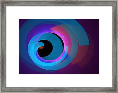 408 Framed Print by Lar Matre