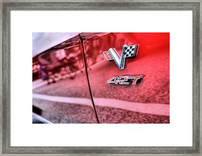 427 Framed Print by JC Findley