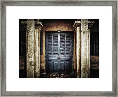 44 Framed Print by Skip Nall