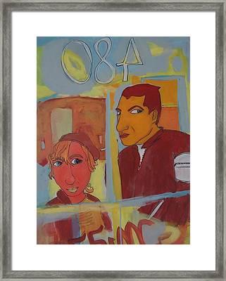 480 Mass Avenue Framed Print by  Jess Lawrence