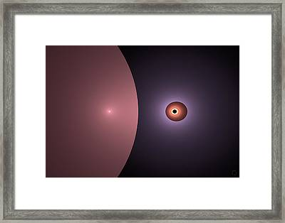 482 Framed Print by Lar Matre