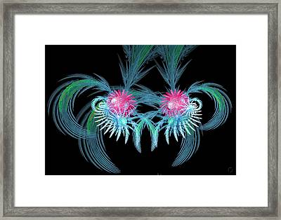 490 Framed Print by Lar Matre