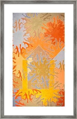 4th Of July Framed Print by Tony Rio