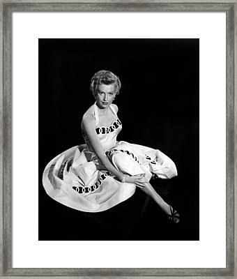 From Here To Eternity, Deborah Kerr Framed Print by Everett