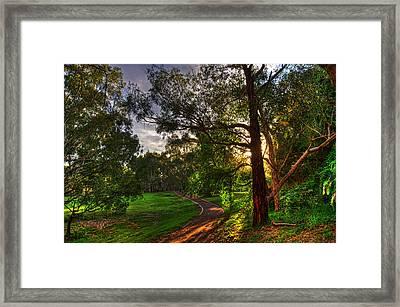 Rural Australia Framed Print by Imagevixen Photography