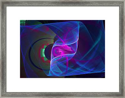 510 Framed Print by Lar Matre