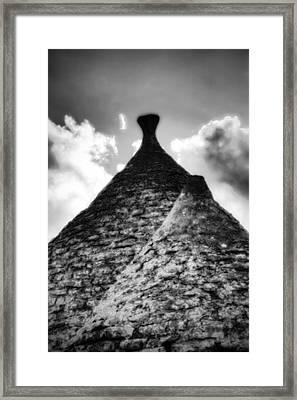 Trulli Framed Print by Joana Kruse