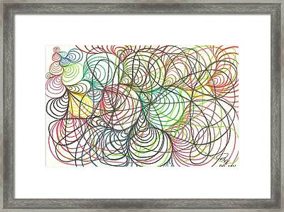 Untitled Framed Print by Ivy T Flanders