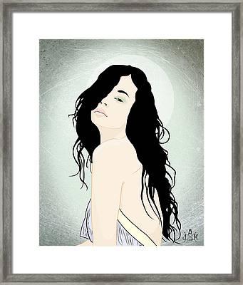 Untitled Framed Print by Josh Katz