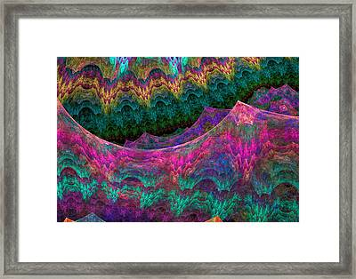 623 Framed Print by Lar Matre