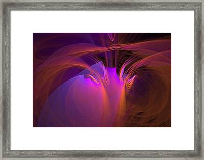657 Framed Print by Lar Matre