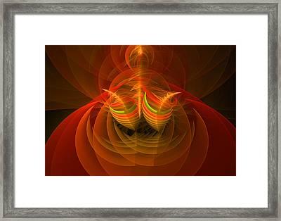 676 Framed Print by Lar Matre