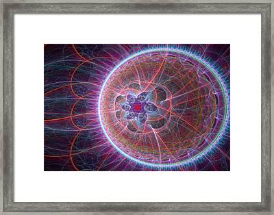 688 Framed Print by Lar Matre