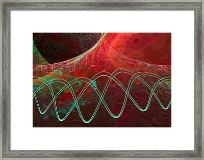 756 Framed Print by Lar Matre