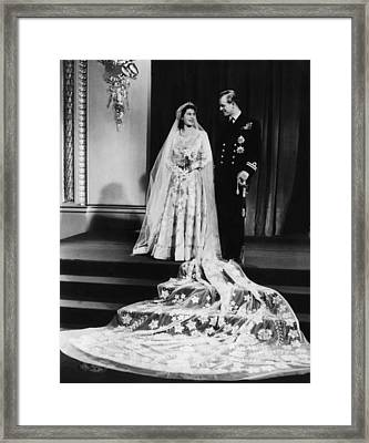 British Royalty. Future Queen Framed Print by Everett