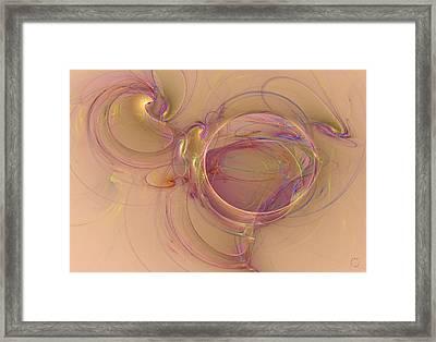 827 Framed Print by Lar Matre