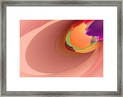 841 Framed Print by Lar Matre
