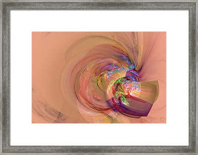 849 Framed Print by Lar Matre