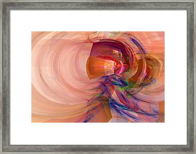 850 Framed Print by Lar Matre