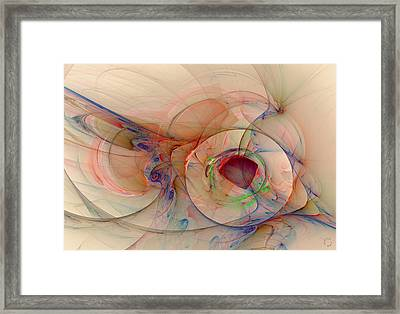 878 Framed Print by Lar Matre