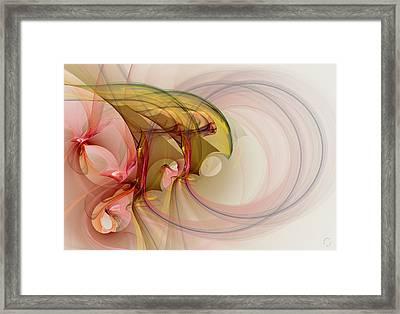 897 Framed Print by Lar Matre