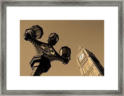 8am Framed Print by Jez C Self