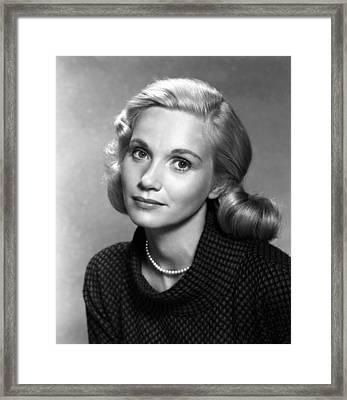 Eva Marie Saint, Ca. 1950s Framed Print by Everett