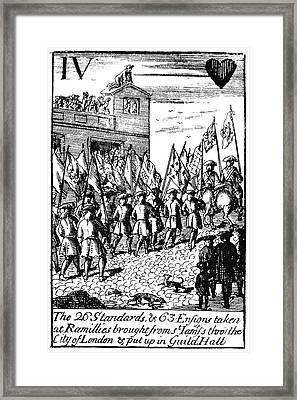 John Churchill (1650-1722) Framed Print by Granger