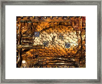 A Bards Tale Framed Print by Robert Matson