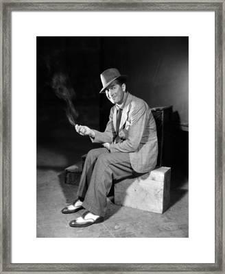 A Bedtime Story, Maurice Chevalier, 1933 Framed Print by Everett