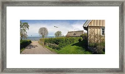 A Great Summer Day Framed Print by Jan Faul