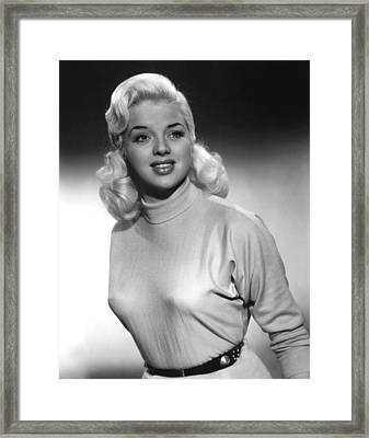 A Kid For Two Farthings, Diana Dors Framed Print by Everett