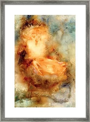 A Magic Mirror Framed Print by Svetlana and Sabir Gadzhievs