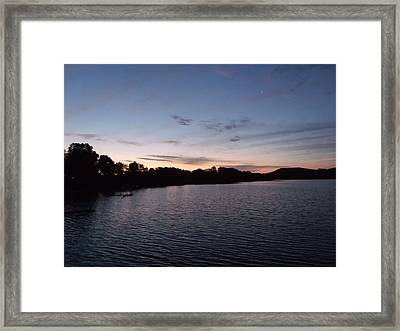 A New Dawn Framed Print by Brian  Maloney